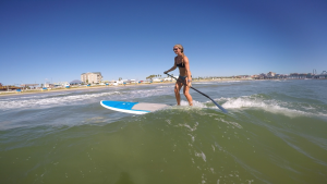 Learn to stand up paddle with Gulf Coast SUP