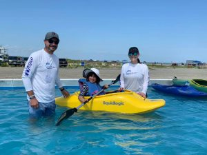 Take a turn and learn to paddle with Southwest Paddlesports